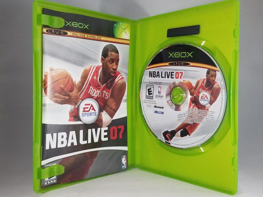 NBA Live 07 Disc