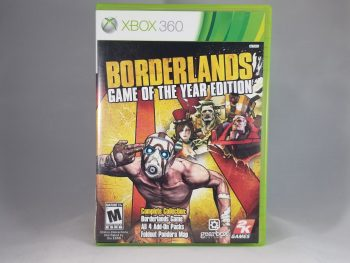 Borderlands [Game Of The Year]