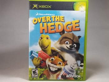 Over The Hedge Front
