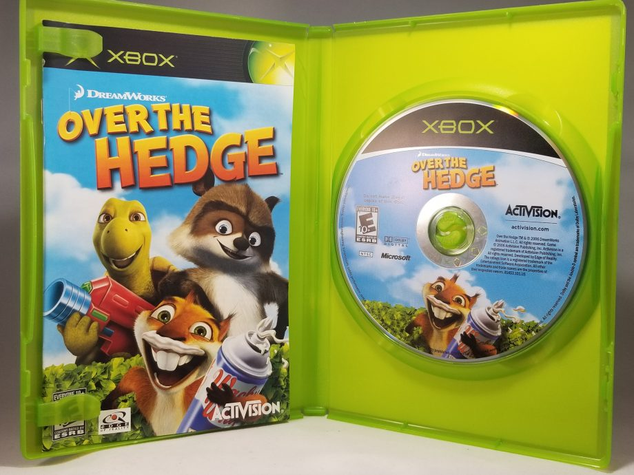 Over The Hedge Disc