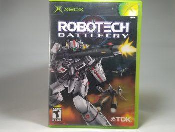 Robotech Battlecry Front