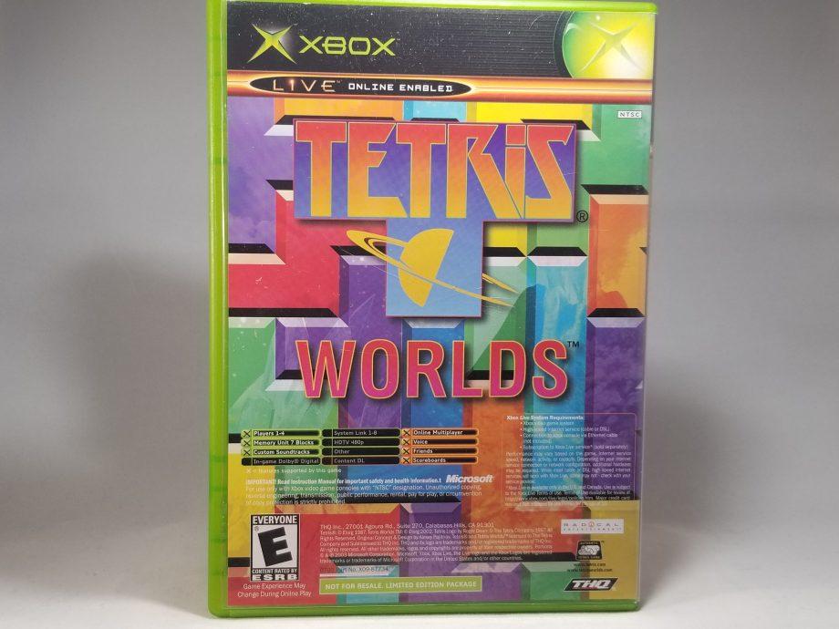 Star Wars The Clone Wars & Tetris Worlds Back