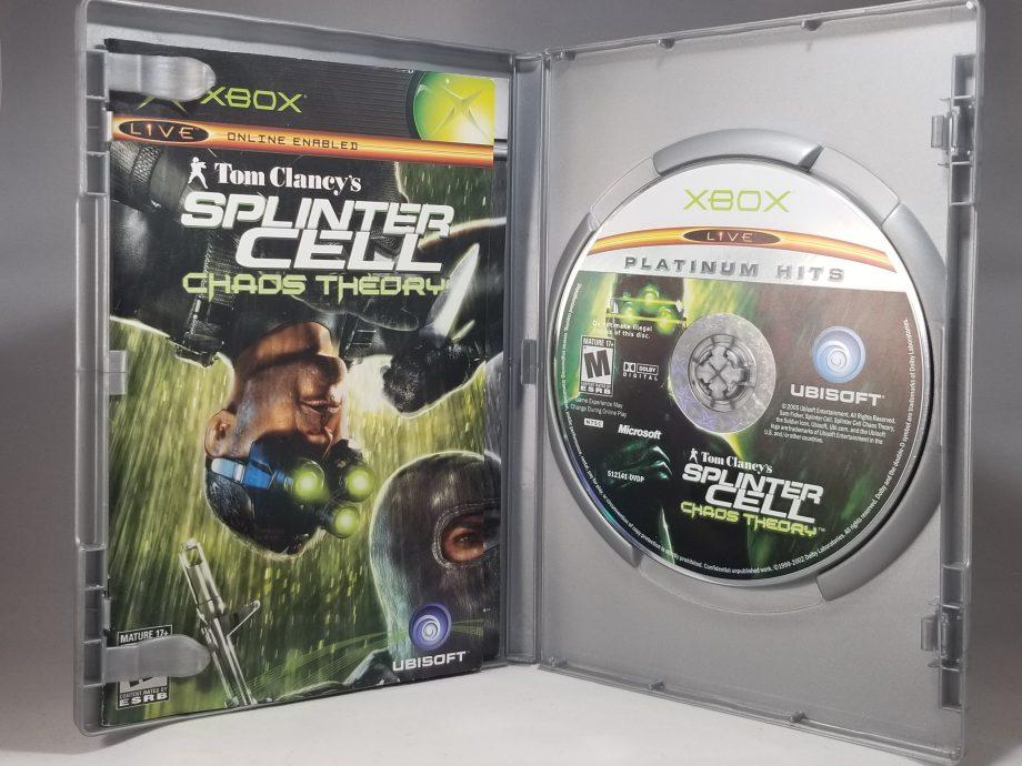 Splinter Cell Chaos Theory Disc