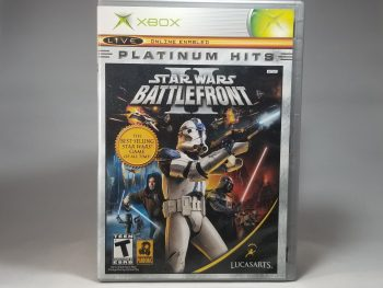 Star Wars Battle Front II Front
