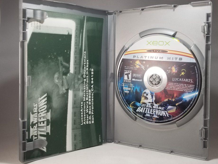 Star Wars Battle Front II Disc