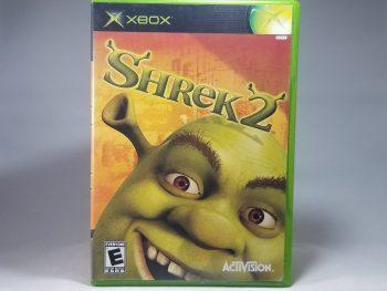 Shrek 2 Front