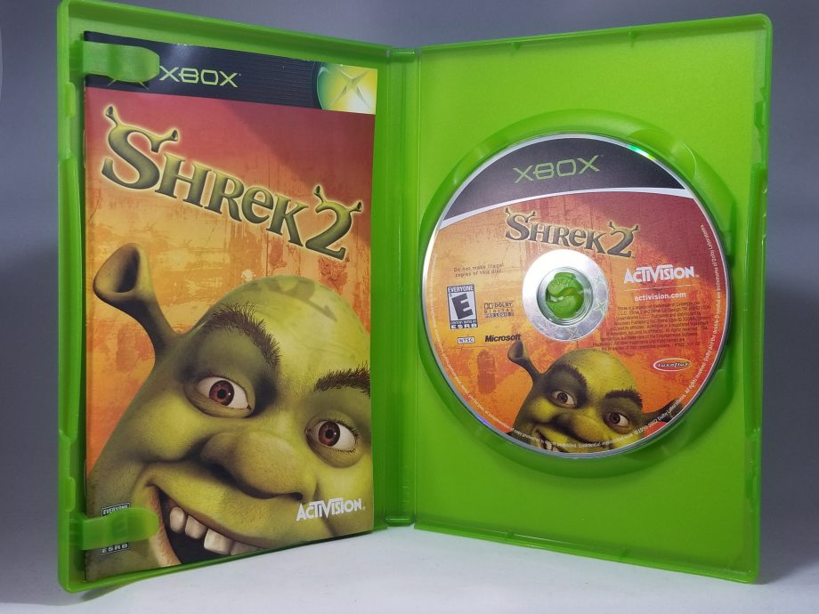 Shrek 2 Disc