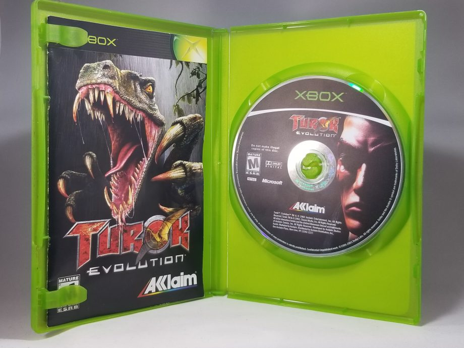 Turok Evolution Disc