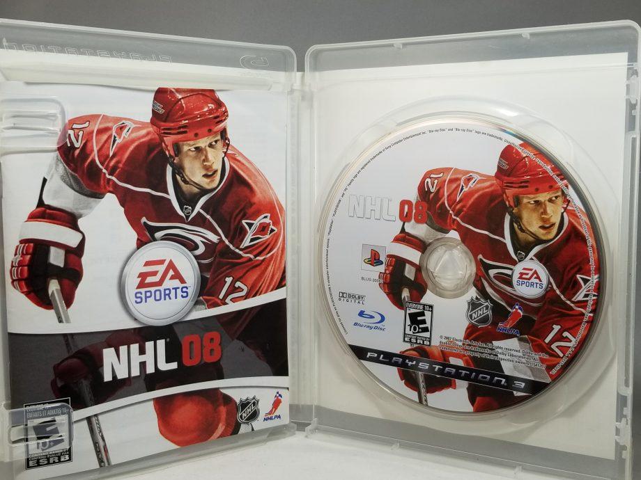 NHL 08 Disc