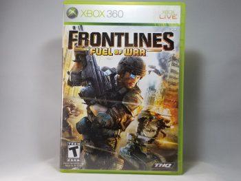 Frontlines Fuel Of War Front
