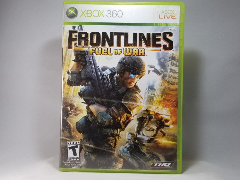 Frontlines Fuel Of War Front