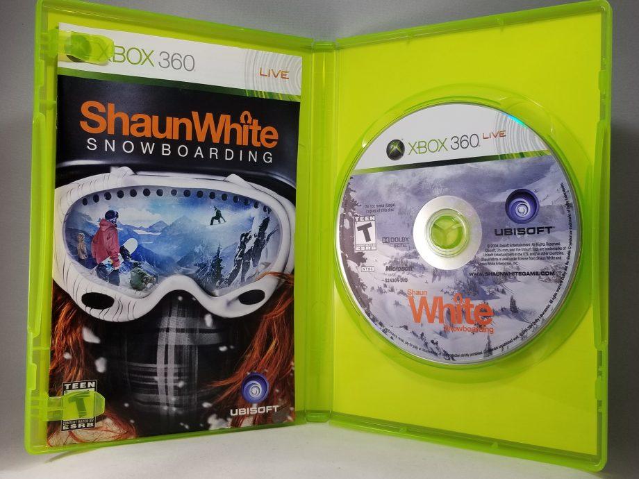 Shaun White Snowboarding Disc