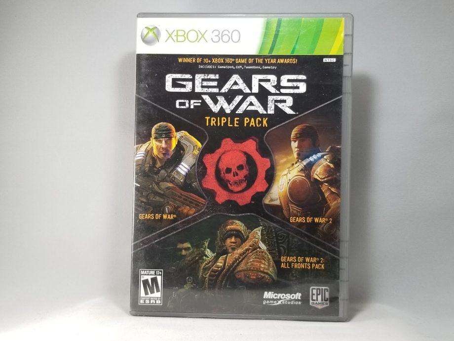 Gears Of War Triple Pack Front