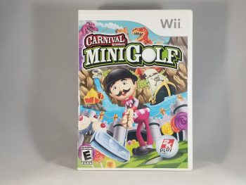Carnival Games Mini Golf Front