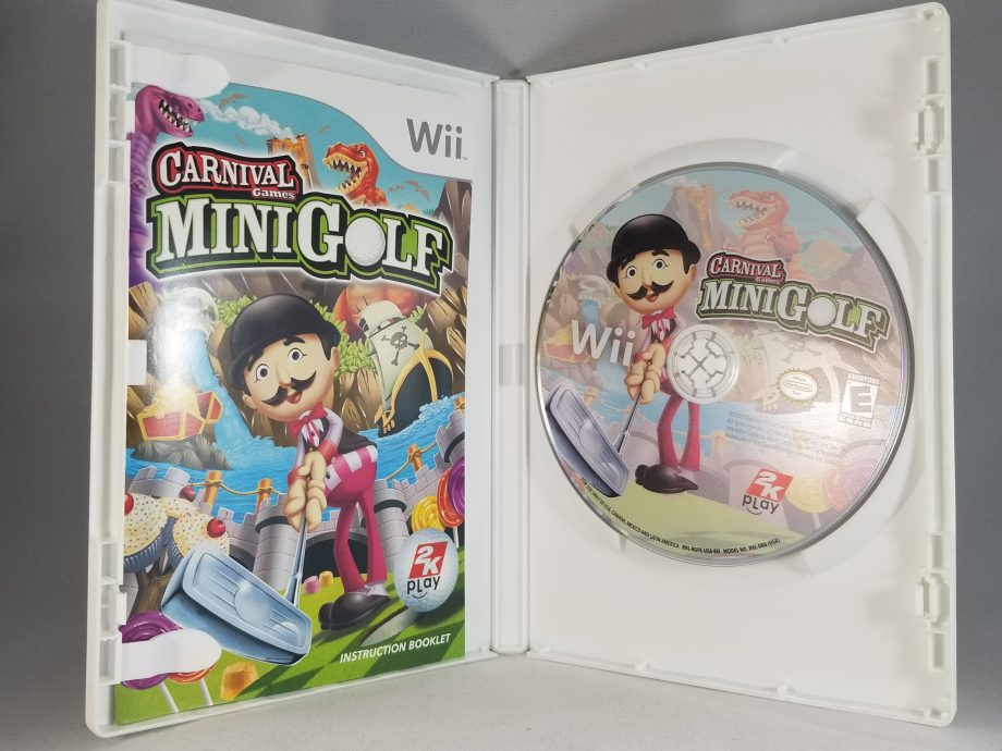 Carnival Games Mini Golf Disc
