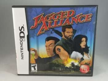 Jagged Alliance Front