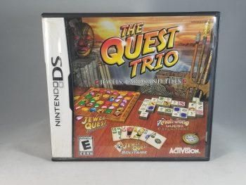 The Quest Trio Front