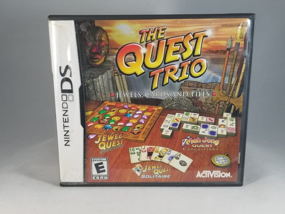 The Quest Trio Front