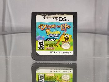 Drawn To Life SpongeBob SquarePants