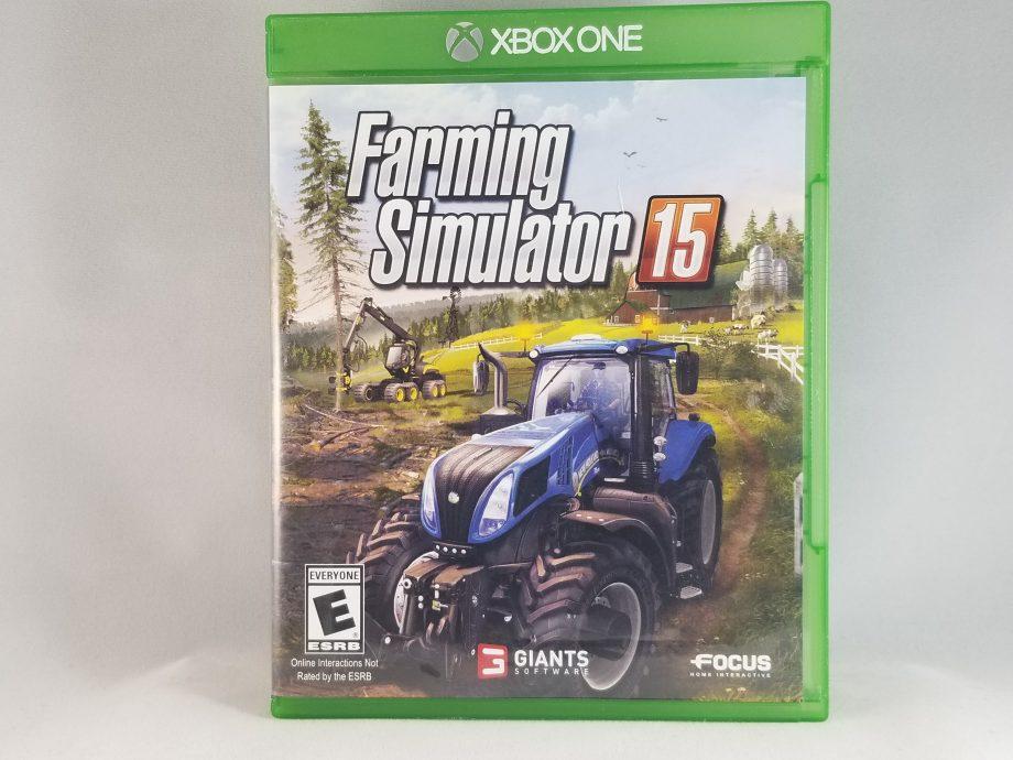 Farming Simulator 15 Front