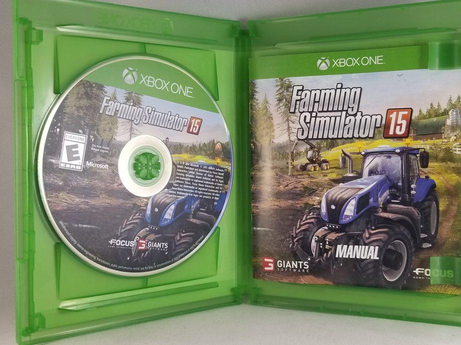 Farming Simulator 15 Disc