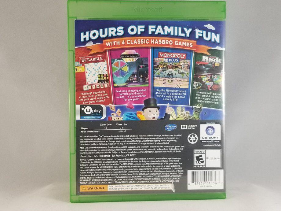 Hasbro Family Fun Pack Back
