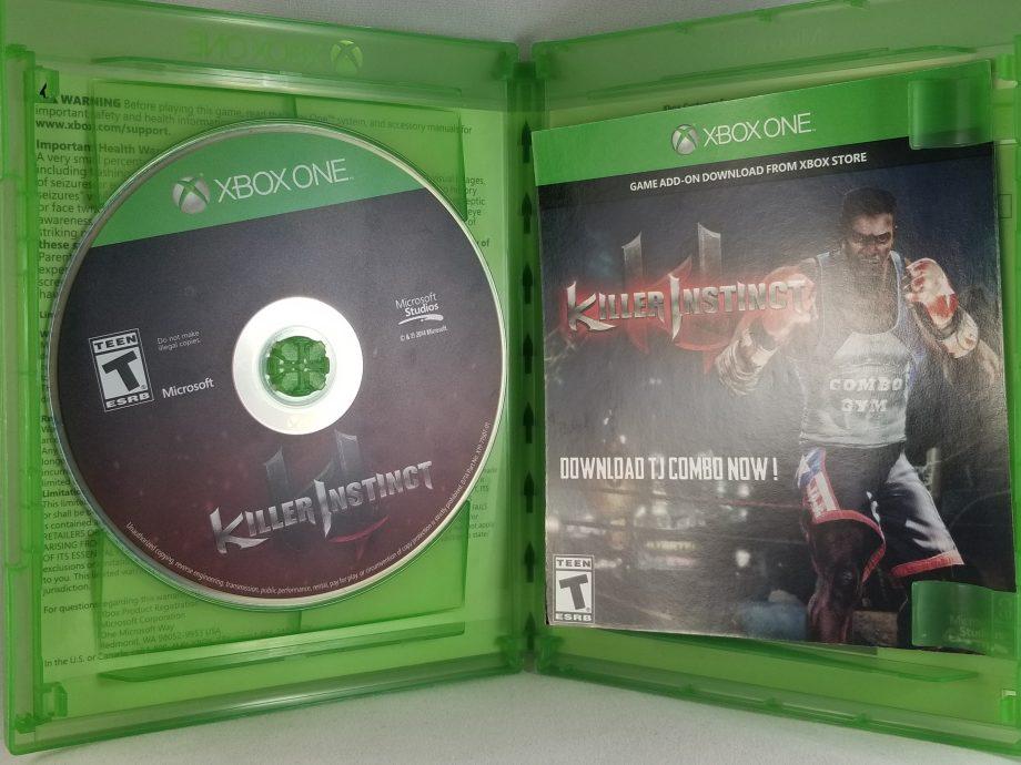 Killer Instinct Combo Breaker Pack Disc