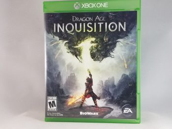 Dragon Age Inquisition Front