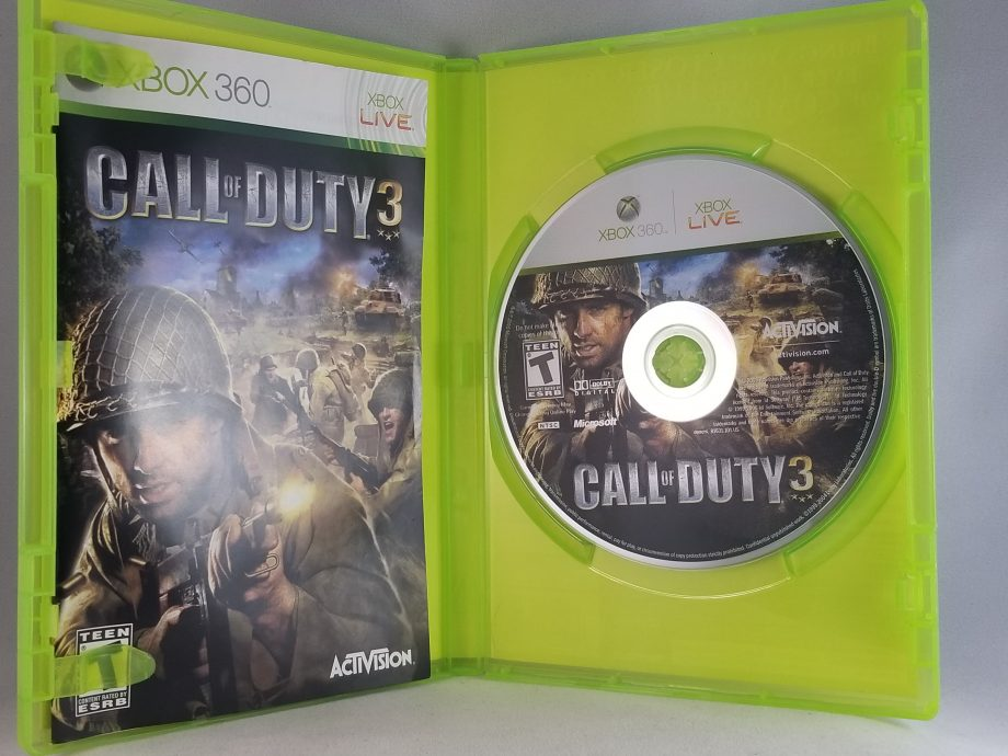 Call Of Duty 3 Disc