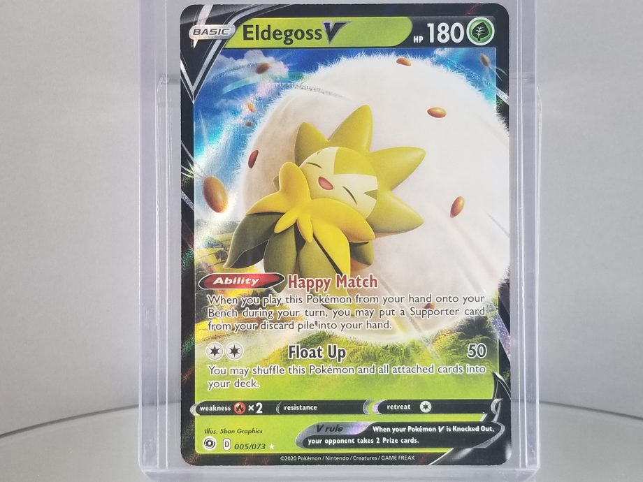 Champion's Path 5/73 Ultra Rare Eldegoss Front