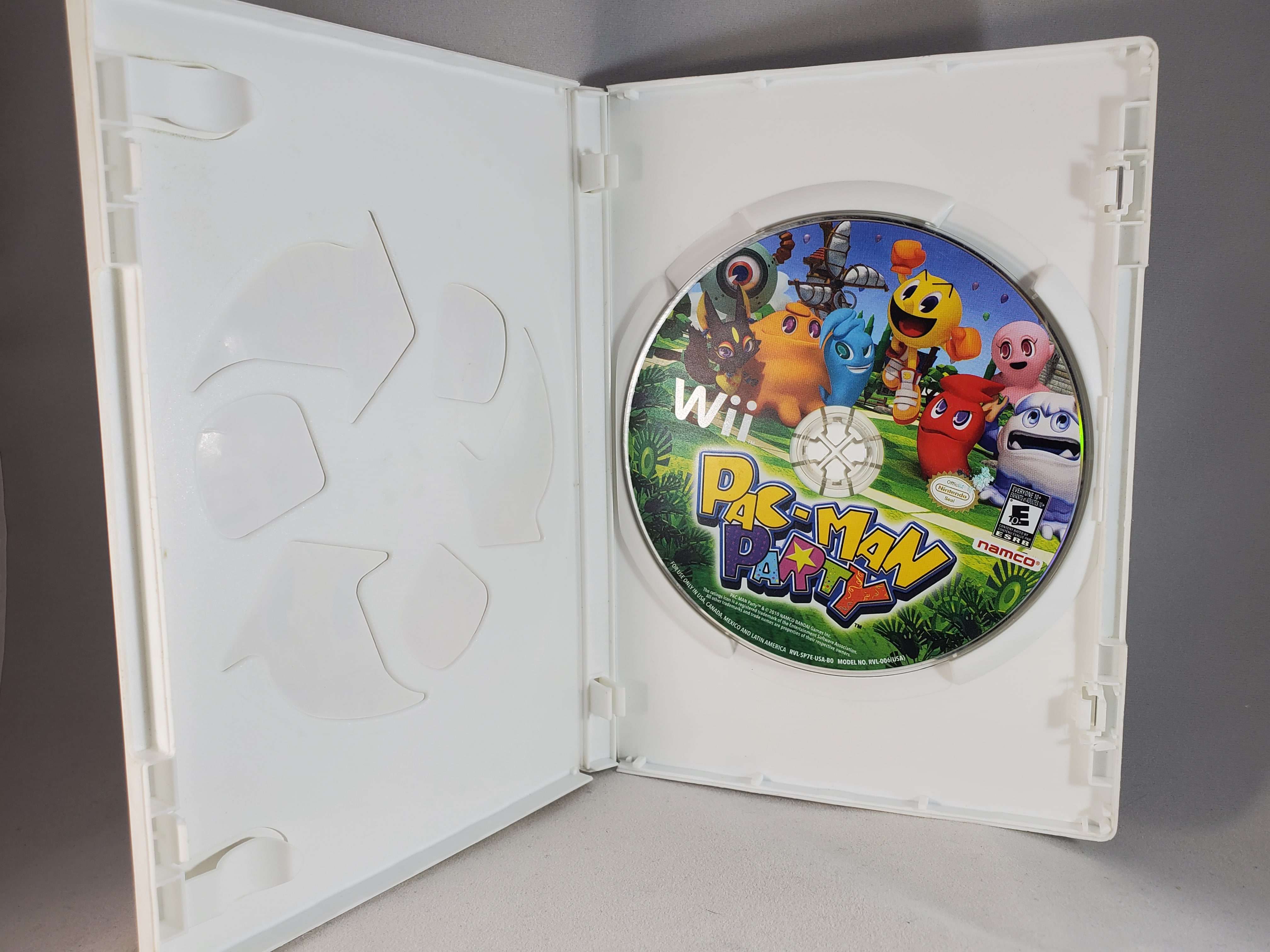 Wii Pac-Man Party