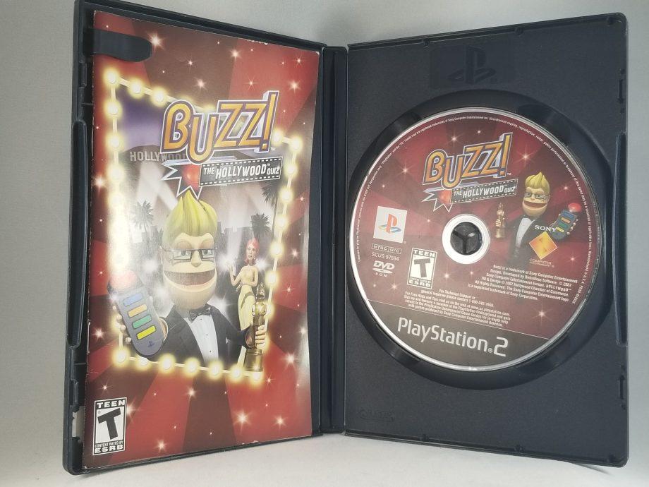 Buzz! The Hollywood Quiz Bundle Disc