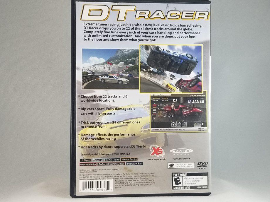DT Racer Back