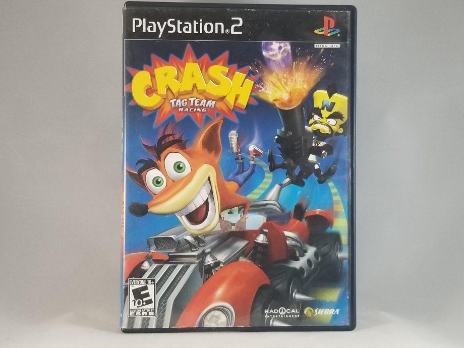 Crash Team Racing Front