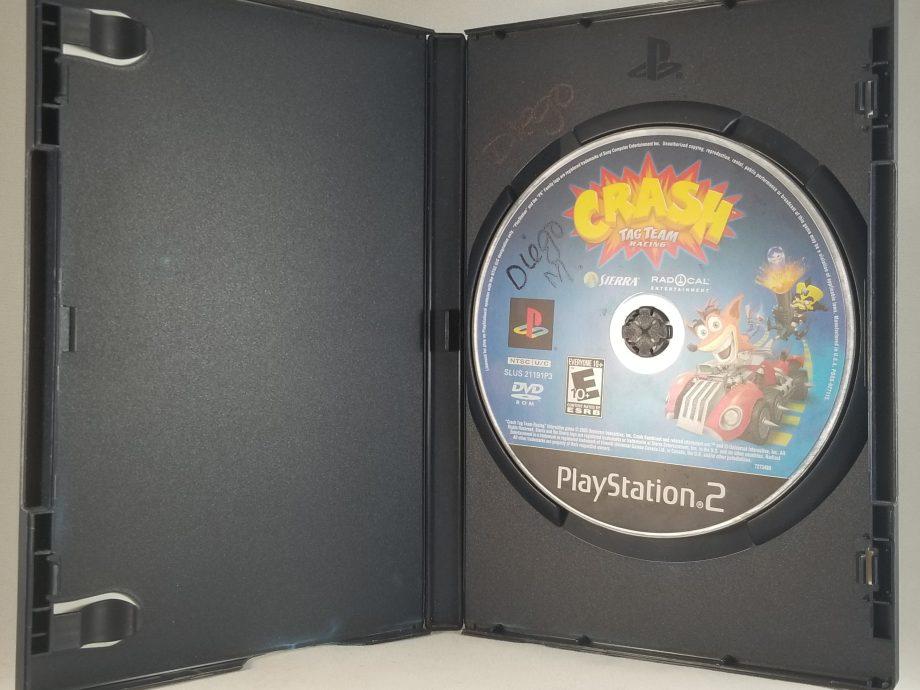 Crash Team Racing Disc