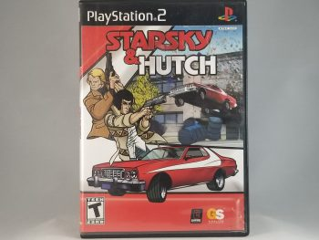 Starsky And Hutch Front