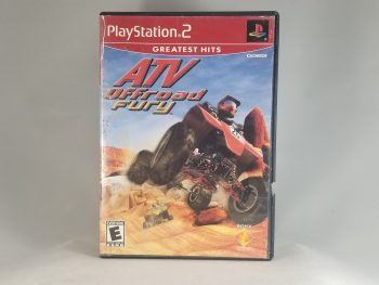 ATV Offroad Fury Front