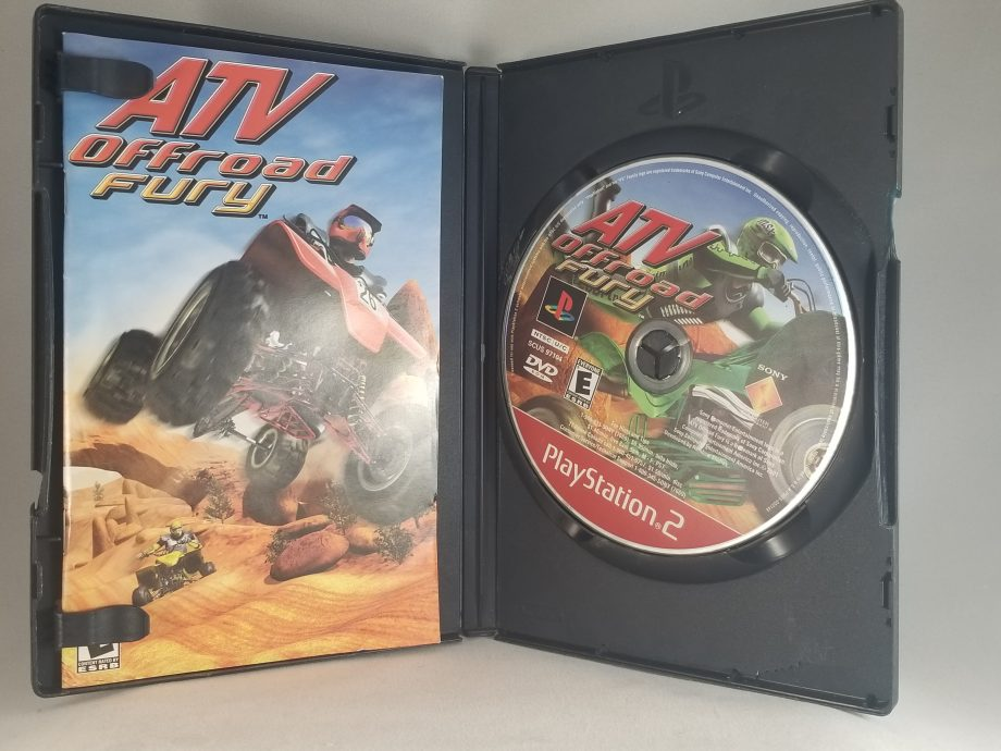 ATV Offroad Fury Disc