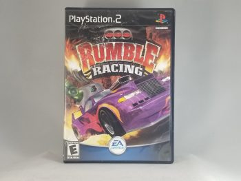 Rumble Racing Front