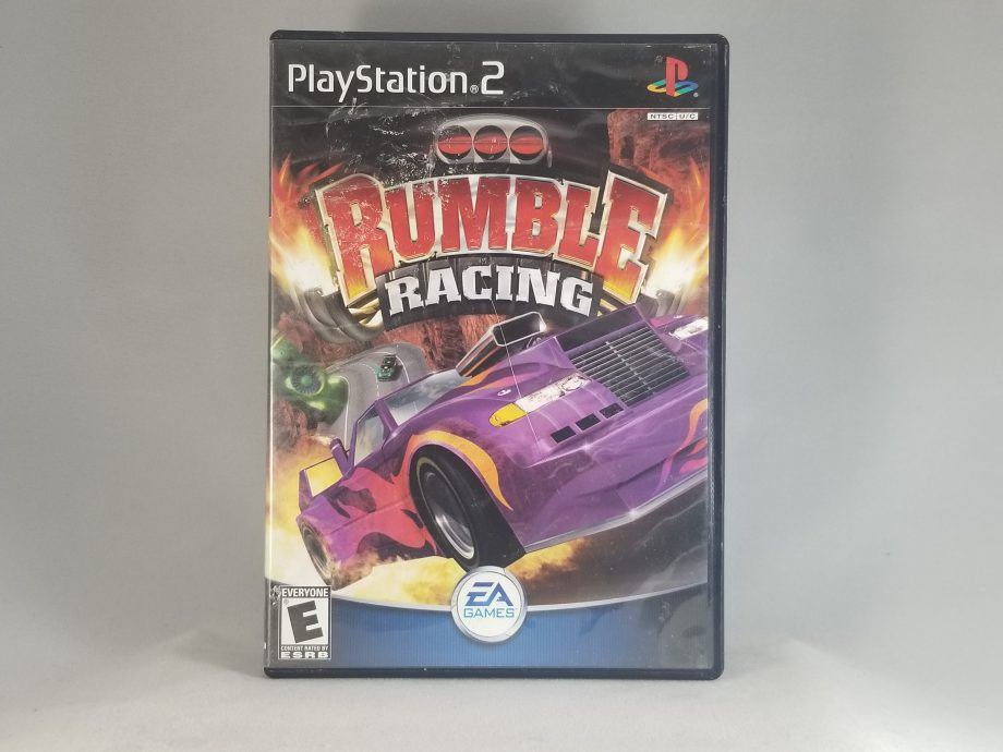 Rumble Racing Front