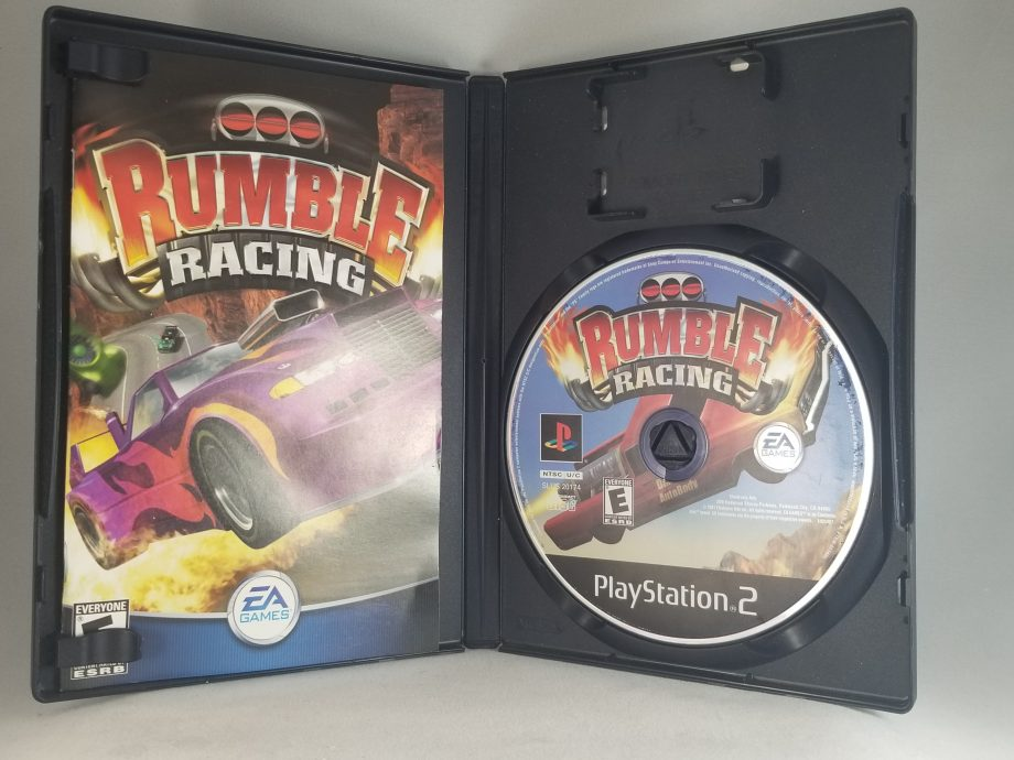 Rumble Racing Disc