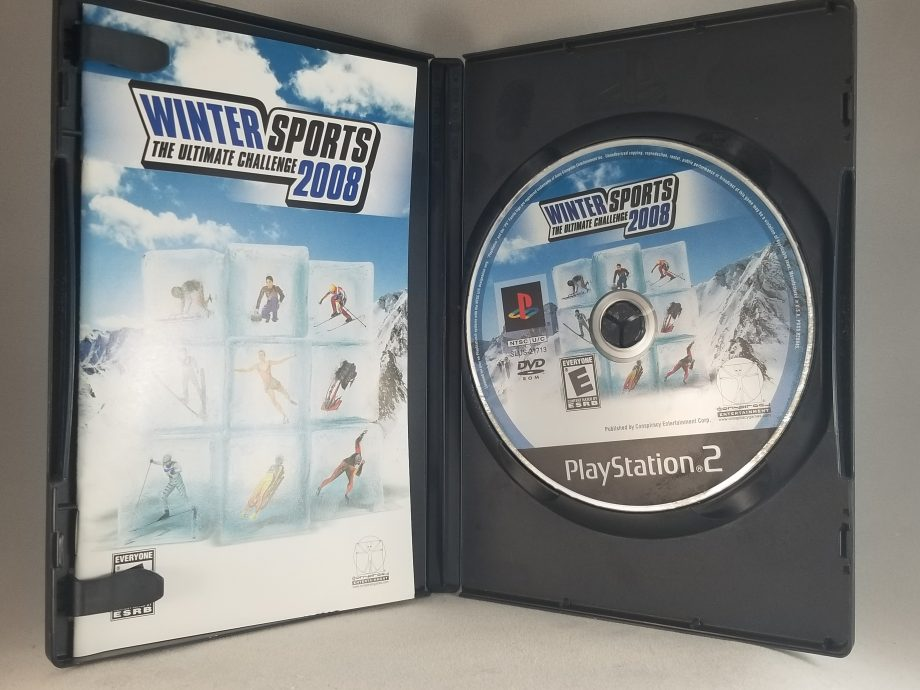 Winter Sports The Ultimate Challenge 2008 Disc