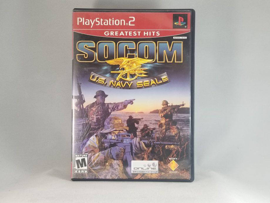 SOCOM US Navy Seals Front