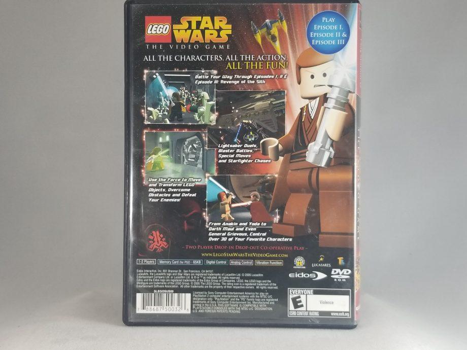 LEGO Star Wars Back