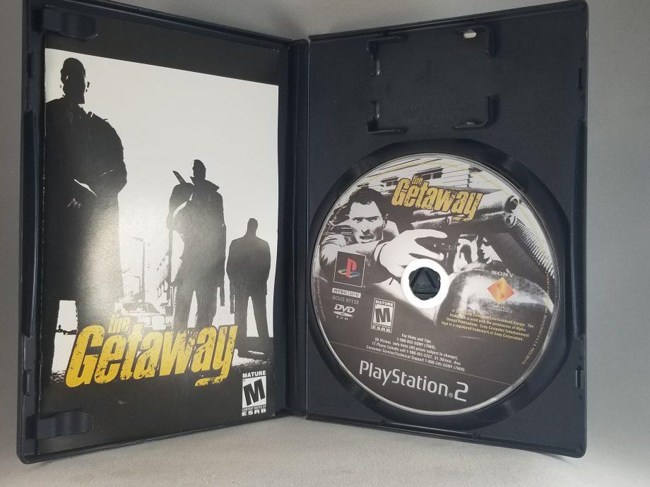 The Getaway Disc