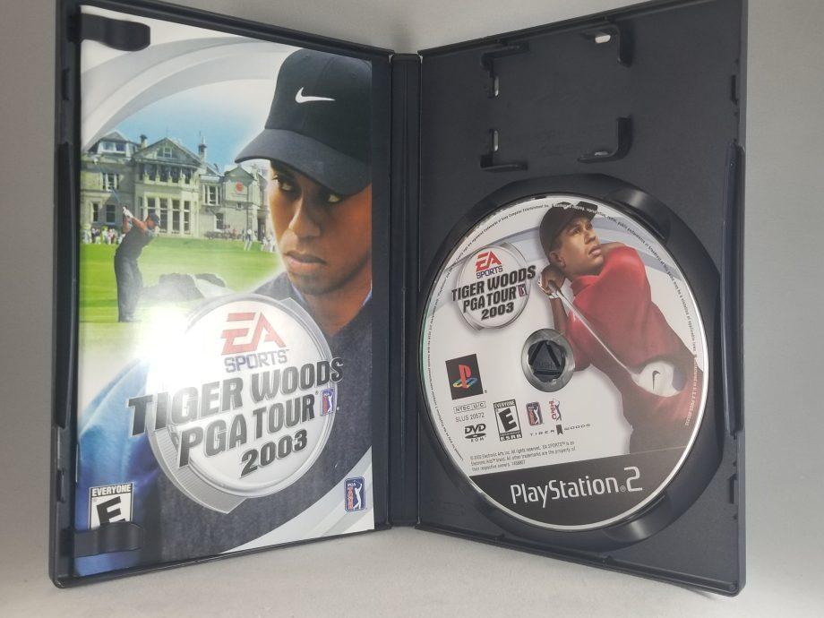 Tiger Woods PGA Tour 2003 Disc