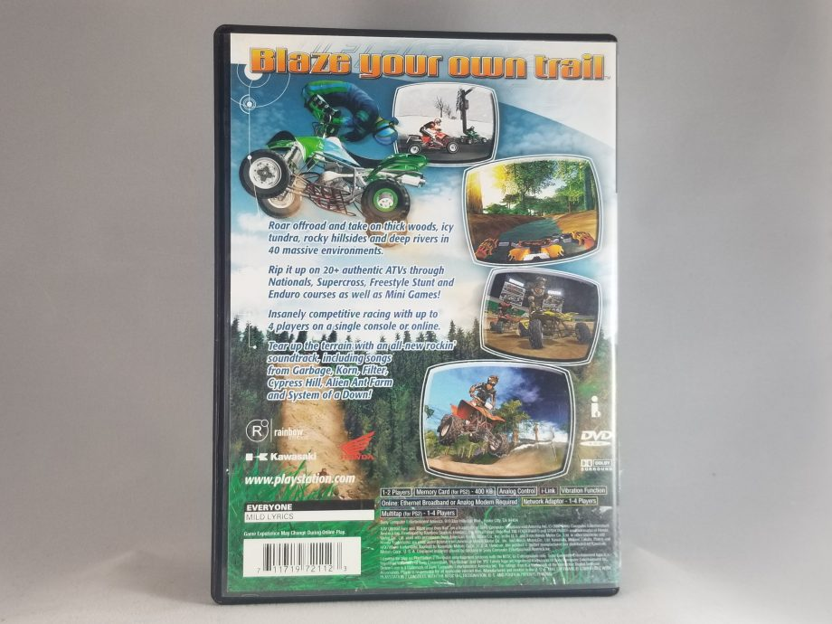 ATV Offroad Fury 2 Back