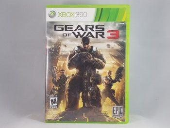 Gears Of War 3 Front