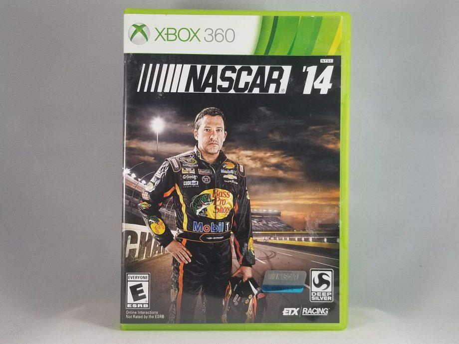 NASCAR 14 Front