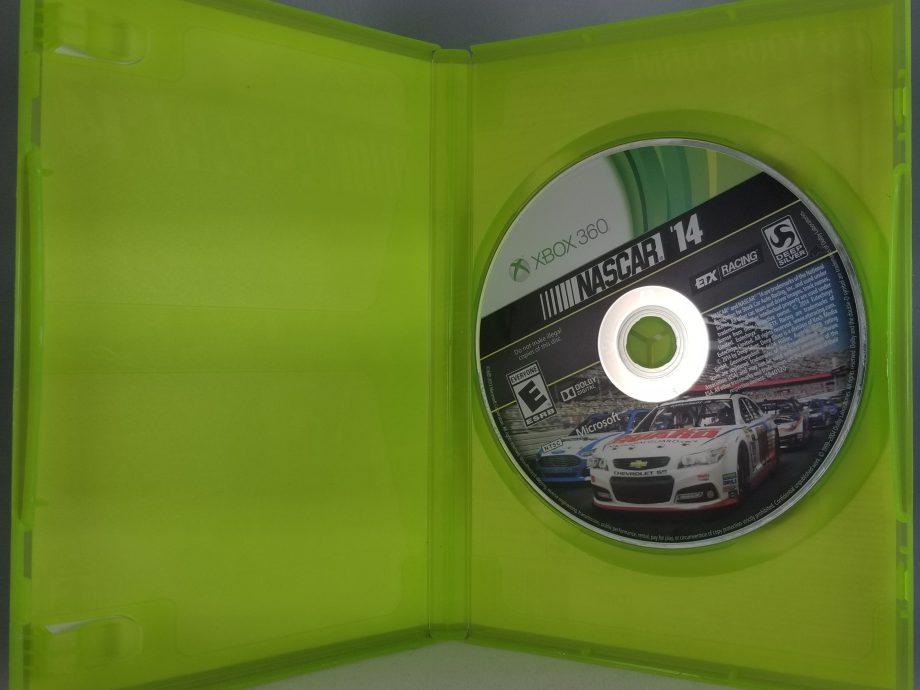 NASCAR 14 Disc